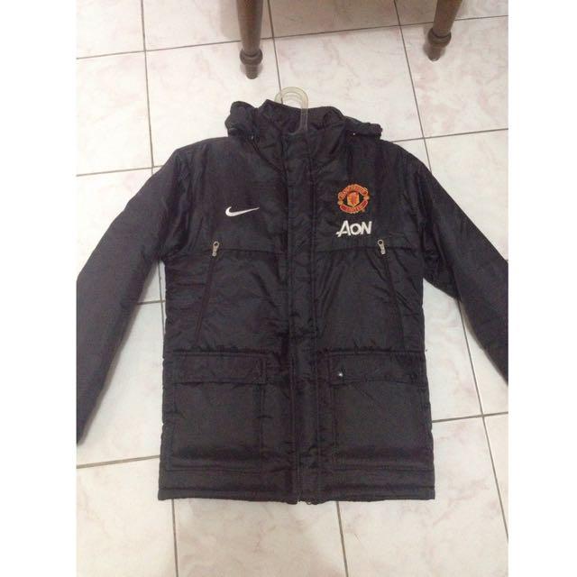 Jacket Hujan MU
