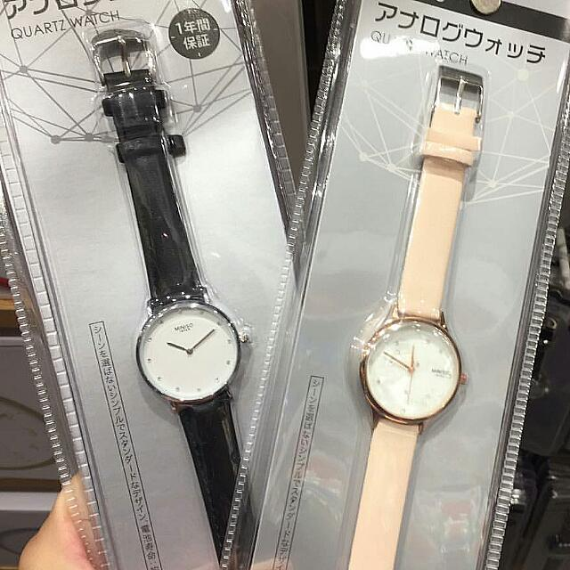 Jam Tangan Miniso Classic Watches