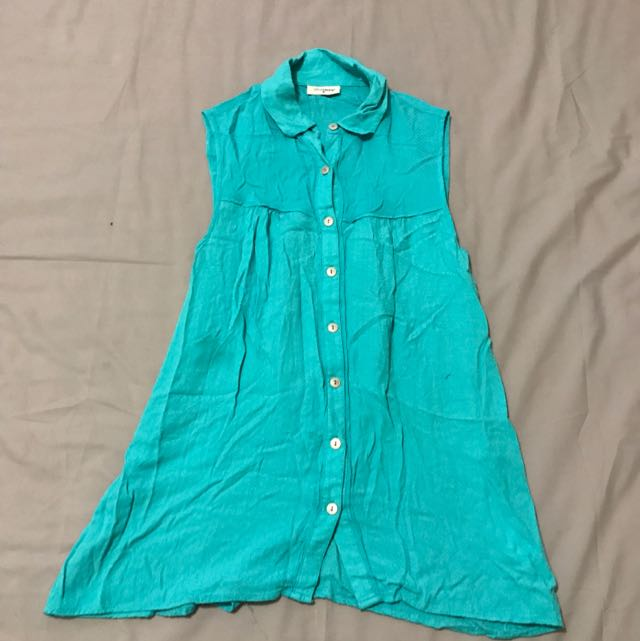 Jeanswest Button Up Top