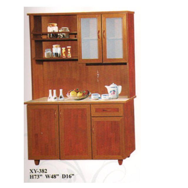 Kitchen Cabinet Almari Dapur Model Xy382 Home Furniture On Carou