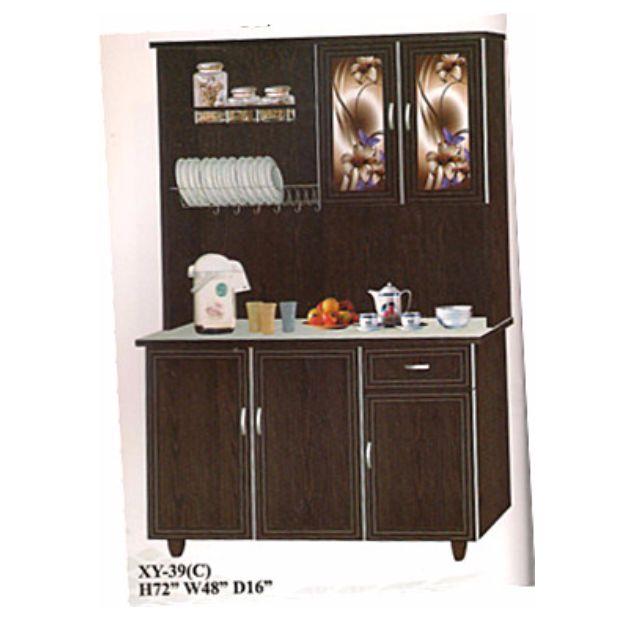 Kitchen Cabinet Almari Dapur Model Xy39c Home Furniture