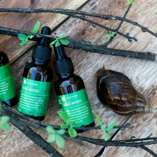 Lily's Touch Snail Serum