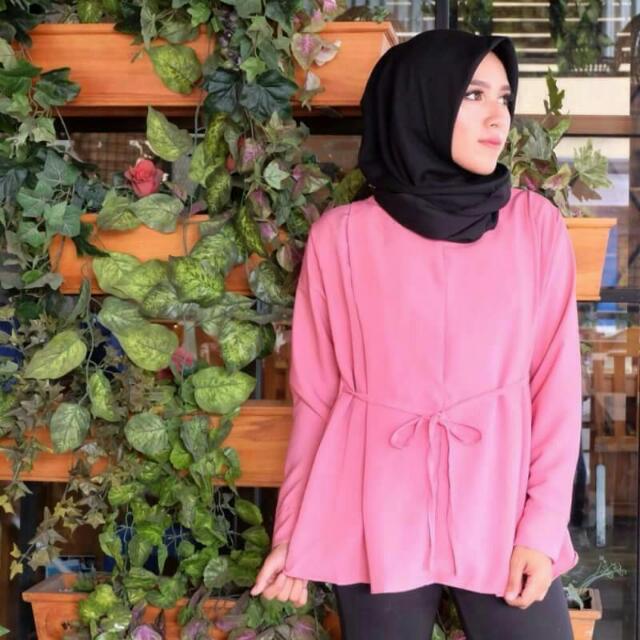 Linzy Top Pink