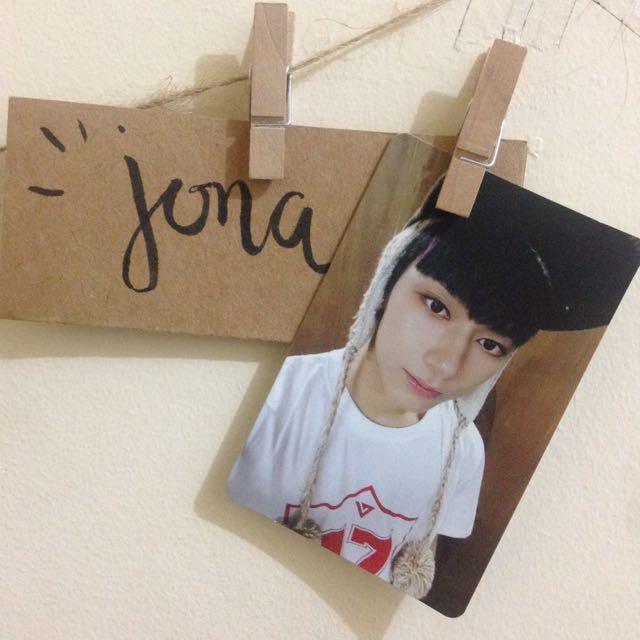 Make It Happen: Jun Photocard (seventeen)
