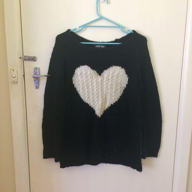 Milli Lulo Knit Sweater