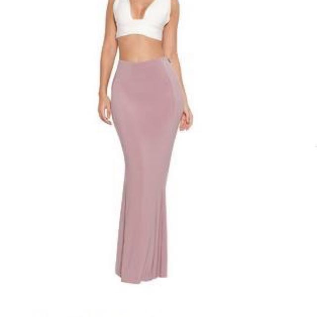 Misguided Maxi Skirt