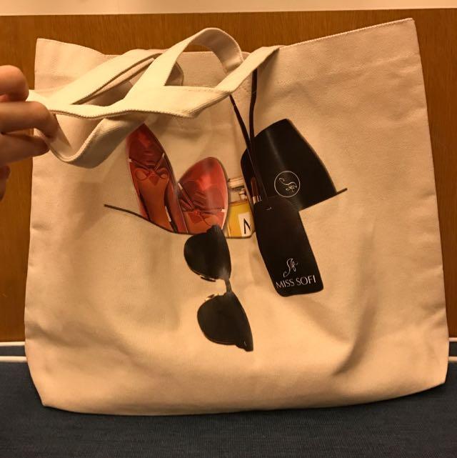 Miss Sofi購物袋47*35