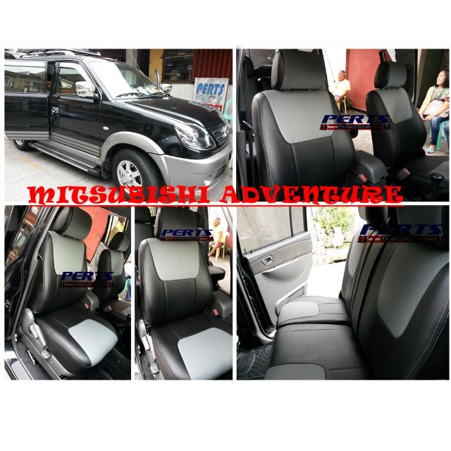 Super Mitsubishi Adventure High Quality Factory Fit Customized Bralicious Painted Fabric Chair Ideas Braliciousco