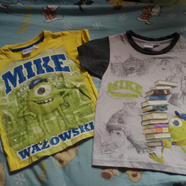 M.U And Ninja Turtle Shirt