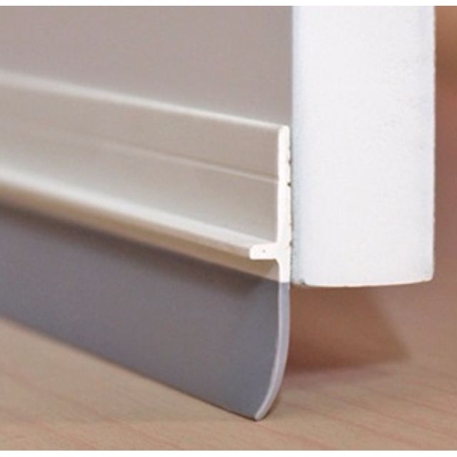 Wonderful NEW: Transparent Silicone Strip Gap Seal, Door Seal, Rubber Stopper, Home U0026  Furniture, Others On Carousell