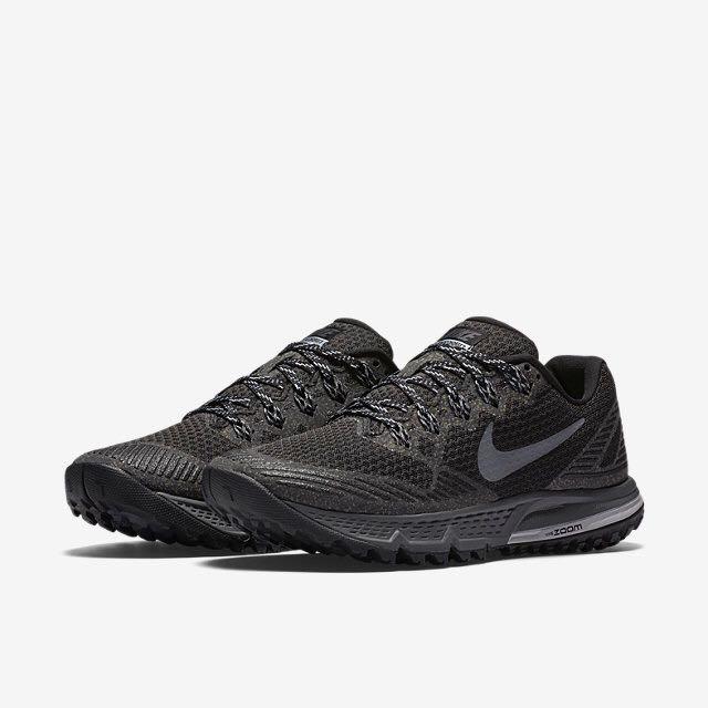new products 50f3a f2bec Nike Air Zoom Wildhorse 3 (Women) - Black Wolf Grey Cool Grey Dark ...