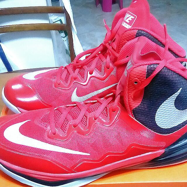 cheaper 1843e 6b27b Nike Prime Hype Red