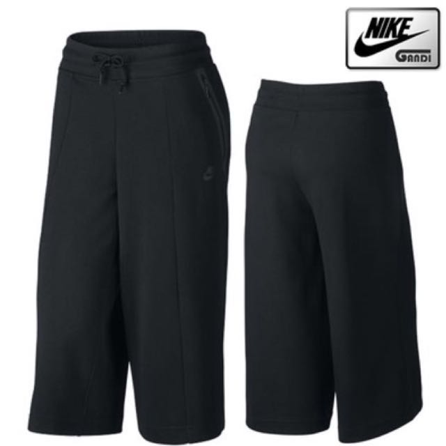Nike寬褲黑色XS