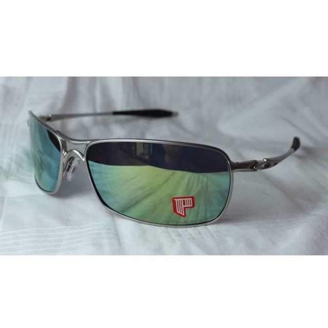 bdce7e0a24 Oakley Crosshair 2.0 Emerald Iridium Polarized - No longer in ...