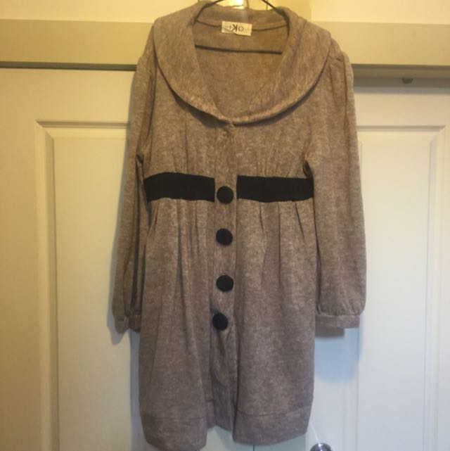 OKI cardigan Dress