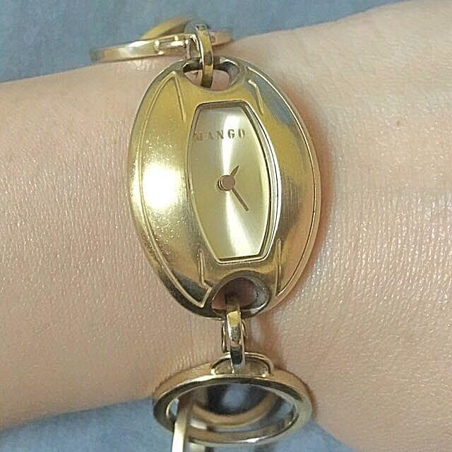 Original Mango Bracelet Watch (japan Movement)
