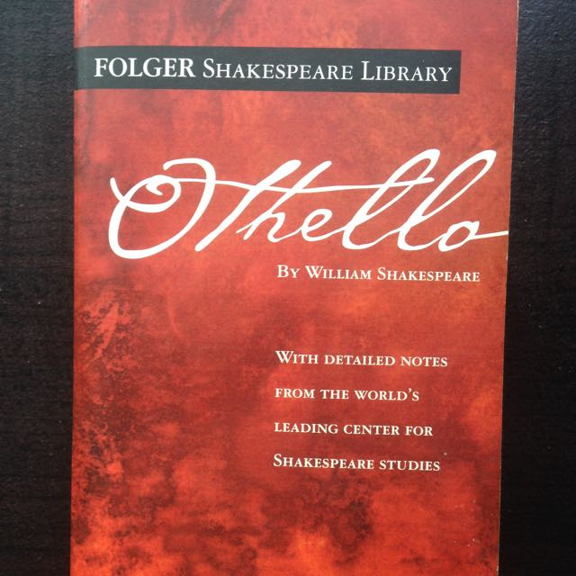 Othello by William Shakespeare (Folger)