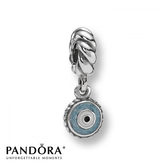 Pandora Charm - Watchful eye