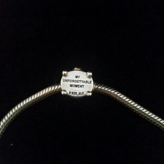 Pandora TT Jewelry Box Charm