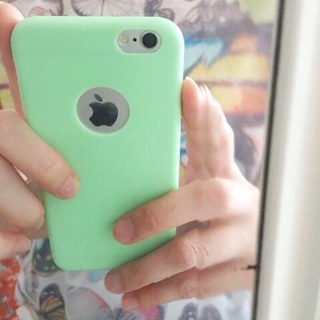 Pastel Green Case