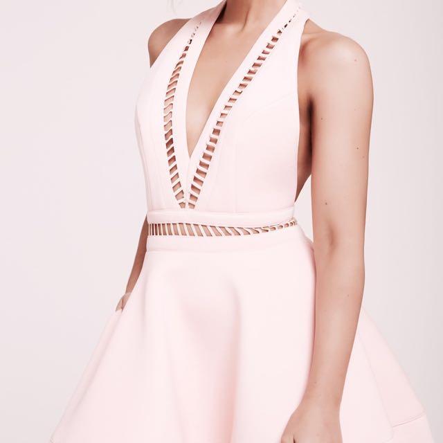 Pastel Pink Asilio Dress