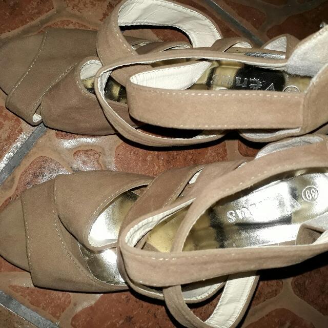 People Are People Venus Brand Heels