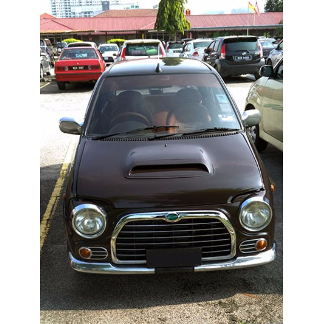 Perodua Kancil Daihatsu Mira Classic Japan L5 Rim  Cars  Cars For Sale On Carousell