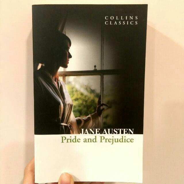 Pride and Prejudice 傲慢與偏見原文
