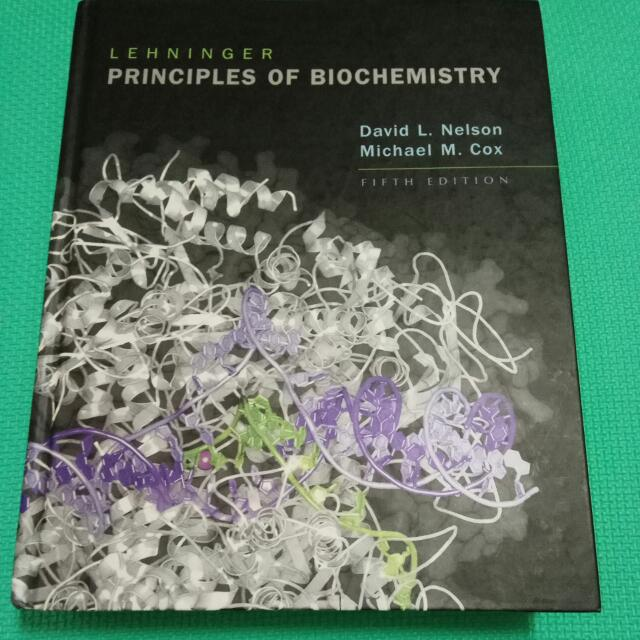 principles of biochemistry #一本只要一百元