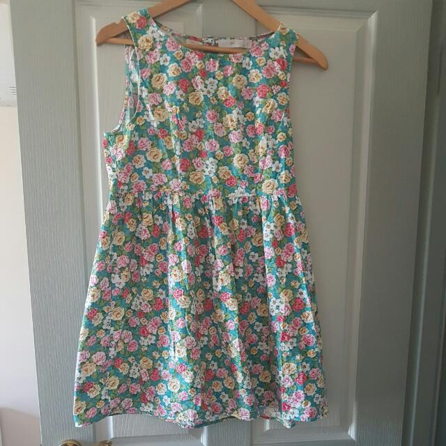REDUCED - Quirky Circus Dress
