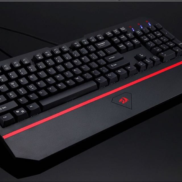 91b83edce31 REDDRAGON K300 GAMING MECHANICAL KEYBOARD, Electronics, Computer Parts &  Accessories on Carousell