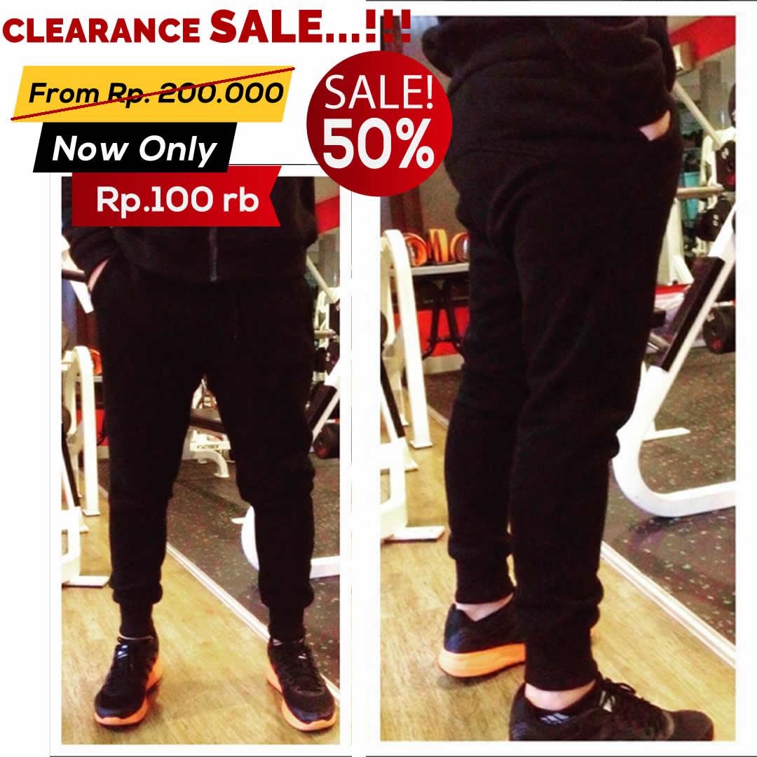 SALE 50% !!! Jogger Adjust