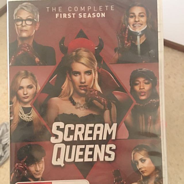 Scream Queens DVD Season 1