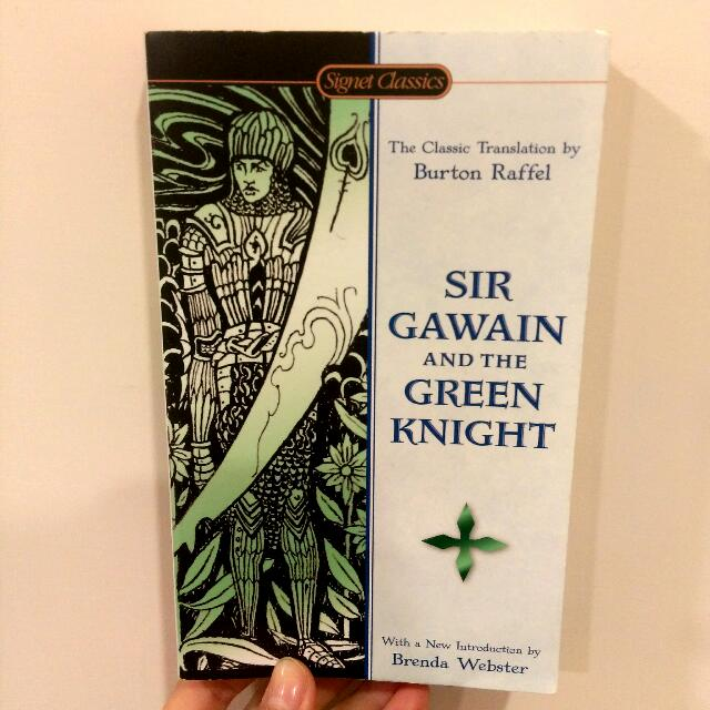 Sir Gawain and the Green Knight原文