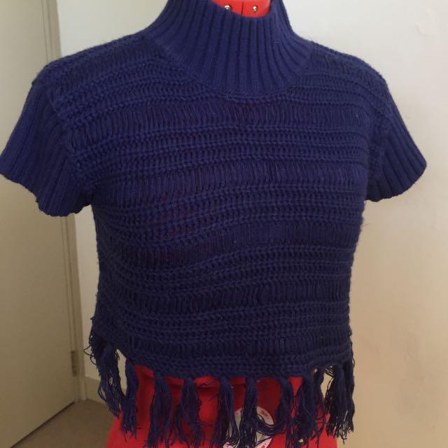 Some Days Lovin Knitted Crop