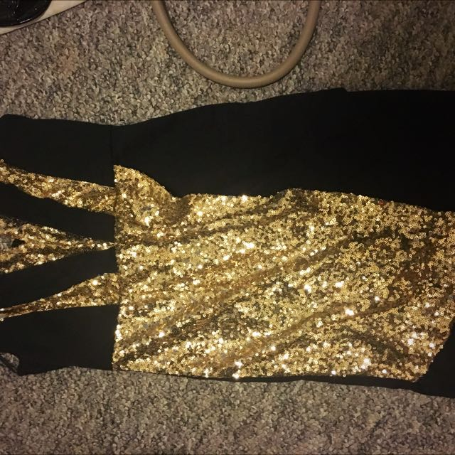 Strapless Dress Size 12-14