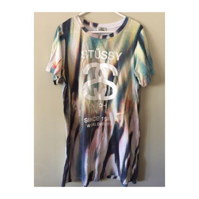Stussy T-shirt Dress