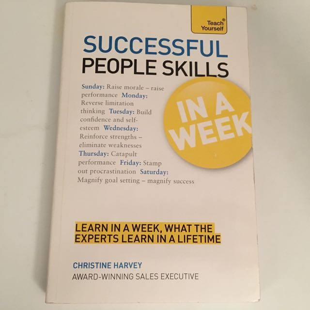 Successful People Skills