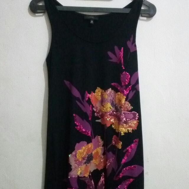 Tenktop Dress Kaos...