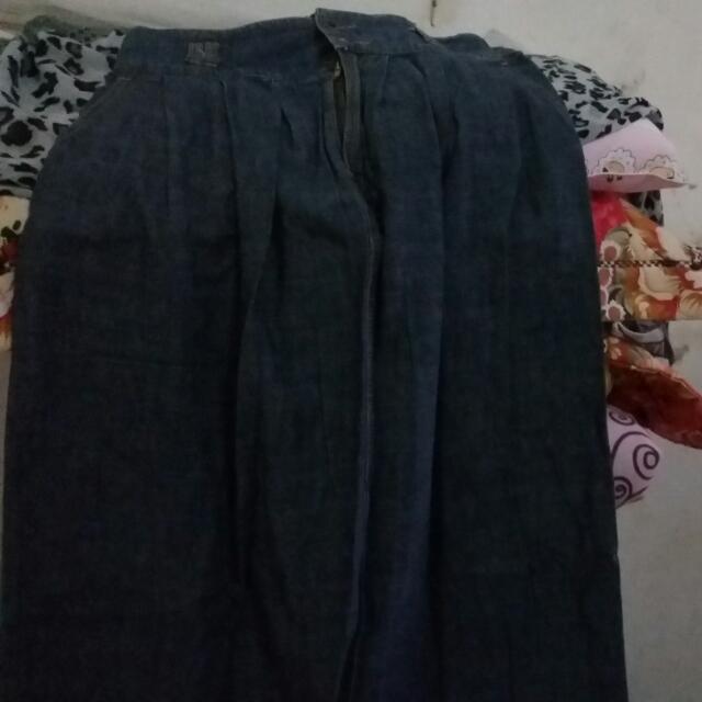 Rok Jeans 3/4