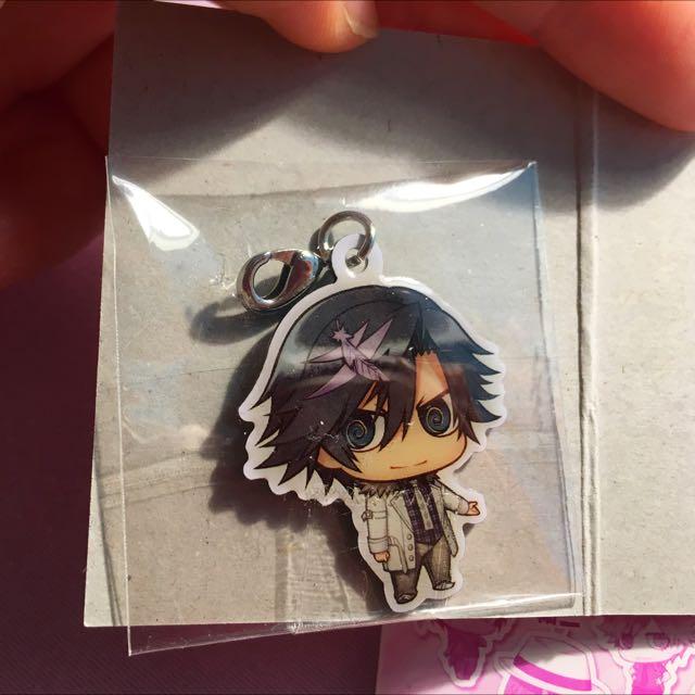 Tokiya fastener mascot (Uta no prince sama)
