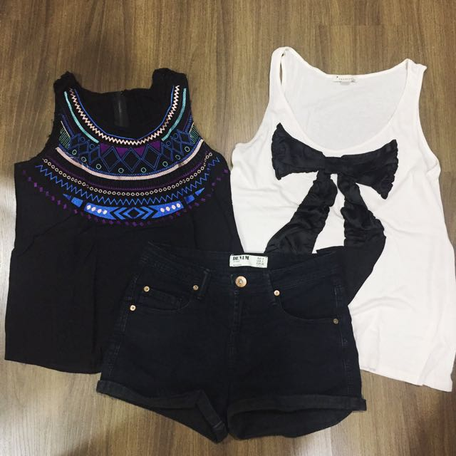 Top & Shorts Bundle