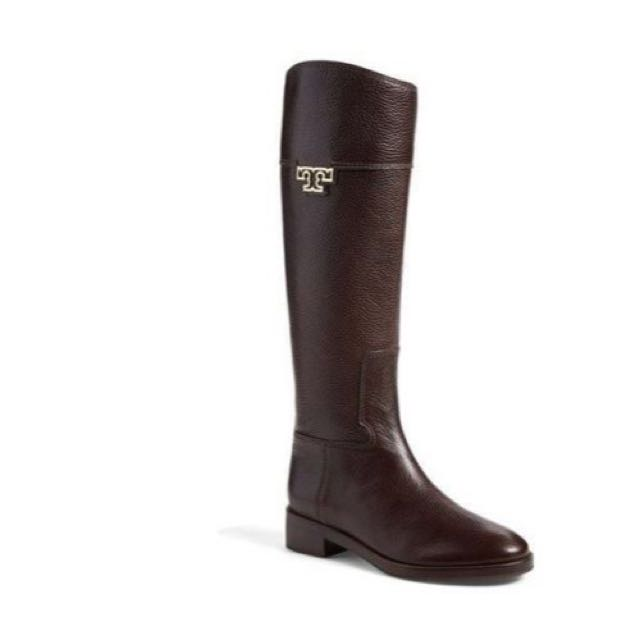 Tory Burch Joanna Riding Boots 6.5
