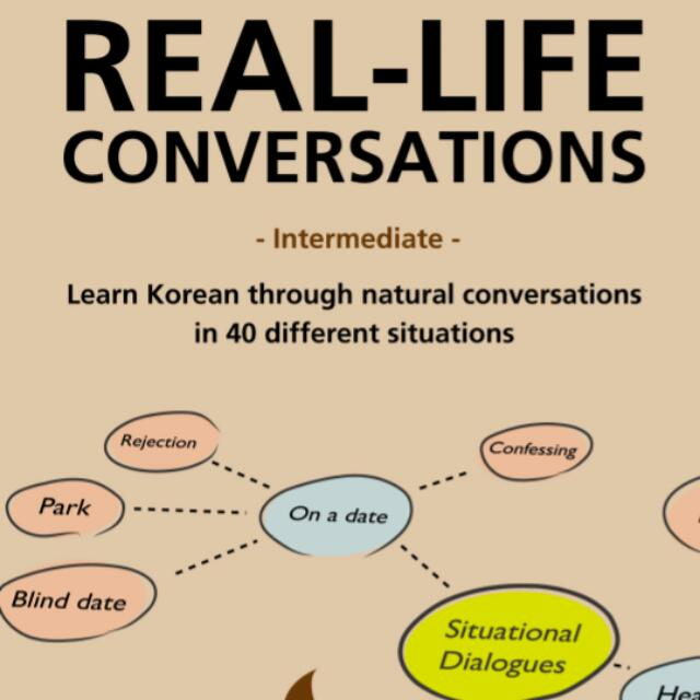 Talk to me in korean REAL-LIFE KOREAN CONVERSATION