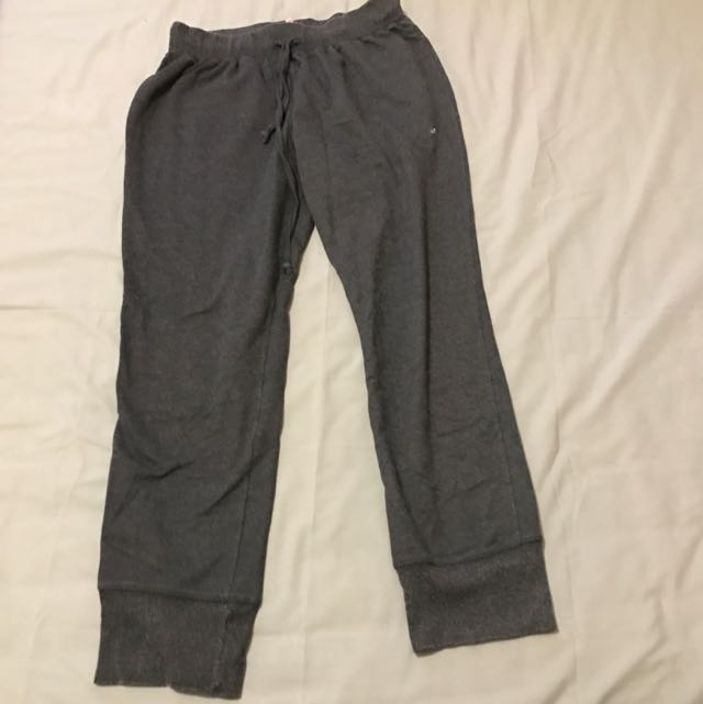 Valleygirl Grey Jogger Pants