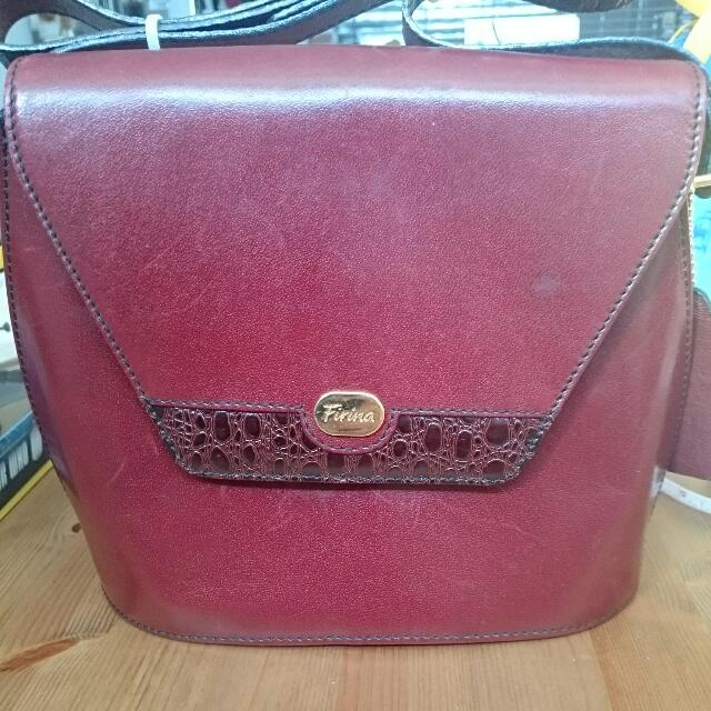 Vintage look Small hand bag