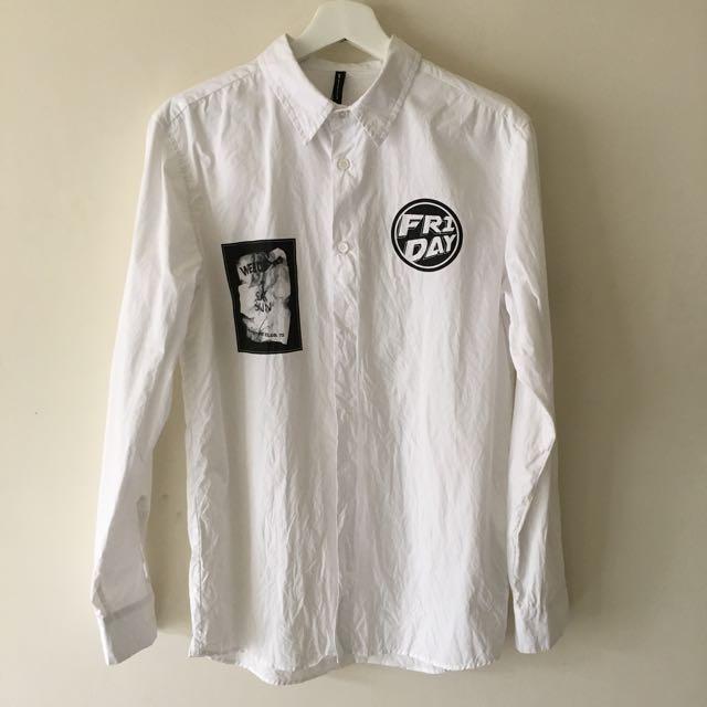 WIP襯衫
