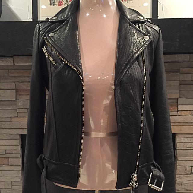 Women's Mackage Rumer Leather Jacket