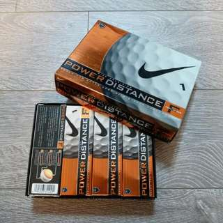 Nike Precision Power Distance F1 Feel Speed Golf Balls 12個