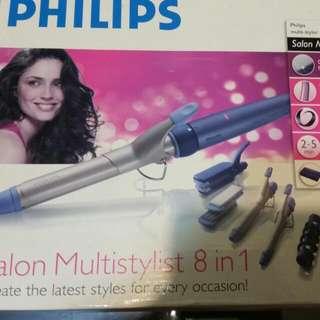二手Philips多功能電棒捲